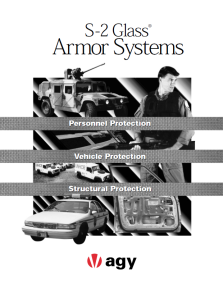 S-2 Glass Armor Systems