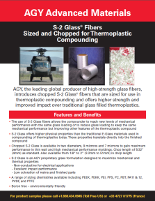 S-2 Chopped – Thermoplastics